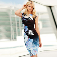 Wholesale Tight Maxi Skirts - 2016 new summer fashion dress sexy tight bag hip skirt dress skirt dress