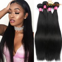 Wholesale Unprocessed Grade Virgin Hair - Grade 8A Mink Brazilian Straight Hair Unprocessed Brazilian Virgin Human Hair Weave Bundles 100% Brazilian Vrgin Hair Straight