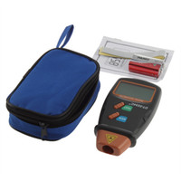 Wholesale Digital Photo Tachometer Laser Rpm - Wholesale-New Digital Laser Photo Tachometer Non Contact RPM Tach In Stock