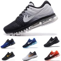 Wholesale Media Ship - Wholesale mens air Running Shoes 8 color factory outlet Sports Shoes men's shoes sneakers Surface Breathable Free Shipping US12