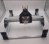 Wholesale Printing Coding Machine - Shapeoko CNC mechanical kit CNC milling machine 3D printing Desktop CNC Machine kit made by Blurolls