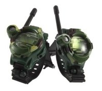 spy toys for children - 1 Pair in Wrist Watch Walkie Talkies for Kids Toy Spy Two Way Radios Transceiver for Children Easy to Use Kids Friendly Camo