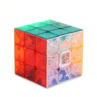 2017 New Yongjun YJ MoYu AoLong 56mm Magic Puzzle Cube Top Speed ​​Crazy Windmill Weilong Puzzle Pyraminx Cubes Jouets éducatifs
