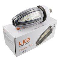 Wholesale Hid Lamp Base - LED corn bulb lights 30w 40w 50w E26 E27 E39 E40 screw base high bay canopy light 50W 120LM W CFL HID replacement lamp AC100-277V
