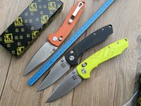 Wholesale folding knives brands - 2016 new brands JIAHEN JH04 Bearing system Floding knife Stone Wash D2 blade 3 colors G10 handle outdoor survival hunting camping tool OEM