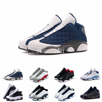 Wholesale Womens Embroidered Boots - High Quality Air Retro 13s XIII Basketball Shoes Mens Sneakers Wholesale Sports running shoe for womens Trainers Athletics boots men outdoor