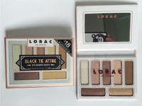 Wholesale eye ties resale online - 2017 Lorac Los angeless BLACK TIE ATTIRE Eye Shadow Palette Colors Make up DHL