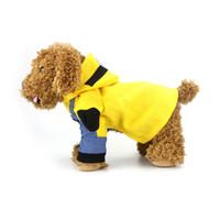 Wholesale Despicable Halloween - Funny Minions Dog Clothes Halloween Pet Costume Suit Cartoon Puppy Cat Coat Jacket Despicable Me 2 Soft Cotton Hoodie