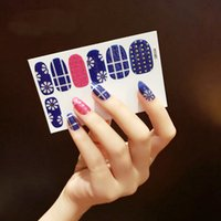 Wholesale Nail Art Stickers Japanese - 15 style Japanese decals jewelry diy egg yolk nail stickers affixed Nail Art Water Decals Transfer Sticker