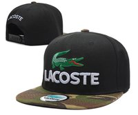 Wholesale Outdoor Snapbacks - crocodile snapbacks basketball team hats basketball caps football baseball caps outdoor sports caps top quality hats headwears