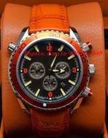 montres à prix réduits pour hommes achat en gros de-Remise Montres De Luxe Marque Sport Chronographe Limitée Montre Professionnel Dive Montre-Bracelet D'origine Fermoir Hommes Montres