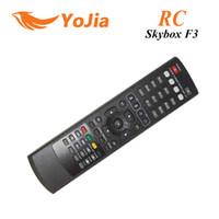 Wholesale Control F4 - Original Skybox F3 M3 F4 F5 F3S F5S F4S A3 A4 M5 openbox V5S V8S satellite receiver Remote Control