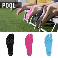 Wholesale Wholesale Ball Pits - Summer Nakefit Soles Invisible insoles Beach Shoes Nakefit Foot Pads Nikefit Prezzo Nakefit Shoes Beach Feet Pads 2pcs pair CCA6784 1000pair