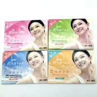 Wholesale Wholesale Face Blotting Papers - Facial Oil blotting paper Face absorbing oil sheet oil control film Face Clear and Clean 30Pcs  bag