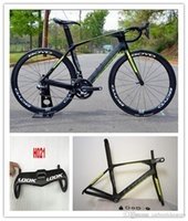 Wholesale Look Full Carbon Road Bike - LOOK 795 Carbon Road Bicycle full Bikes with Original ULTEGRA 5800 6800 9100 groupset+ 50mm Carbon Road Wheelset A01