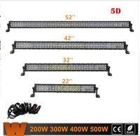 32 barras de luz led venda por atacado-Offroad Led Luz de Trabalho 22
