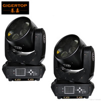 Freeshipping 180W LED RGBW Super Beam Moving Head Stage Light 12/20 Channels DJ Disco Bar Club Stage Light Party Показать эффект x 2
