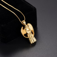 Wholesale fairy angel pendant for sale - Group buy Charm Suspension Cremation Urn Pendant Fairy Angel Memorial Ash Keepsake Pendant Funeral Casket Fashion Jewelry