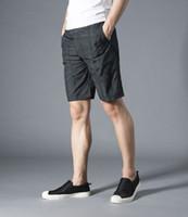 comprobación rápida al por mayor-caliente nuevo 2017! Pantalones cortos de diseño de verano de los hombres / marca de alta calidad Inglaterra hombres pantalones cortos de playa de secado rápido / pantalones cortos de baño de los hombres # 1756-110 S-XXL