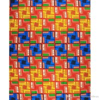 Wholesale African Dresses For Sale - wholesale and retail Holland wax fabric,hot sale African Ankara wax fabric for dress,Good quality cotton wax 6 yards HL76DB015