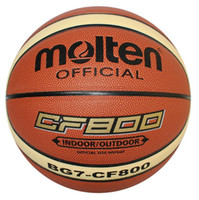 Wholesale Net Needle - original molten basketball ball BG7-CF800 High Quality Genuine Molten PU Material Size7 Basketball Free With Net Bag+ Needle