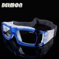 98e8444613 35% Off. NZ  19.11. Man Sports Myopia Glasses Optical Student Basketball  Goggle Eyeglasses Frame Football ...