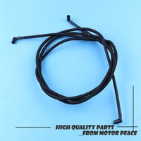 Wholesale Wholesale Windshields Water - Wholesale-For A6 S6 Quattro New Windshield Wiper Water Tube Hose Pipe Set 4B8955953 4B8 955 953