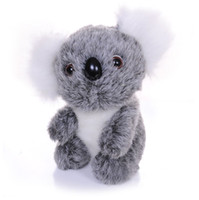 Wholesale white bear toys resale online - Cute koala plush toys doll sizes stuffed animals koala bear lovely kids Plush Toys Kids Birthday Xmas Gift