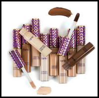 коробка средний макияж оптовых-Новые формы макияжа маскирующее контурная лента 12 цветов/коробка 10мл контур корректор Справедливой светлый средний загар светлый песок глубокий
