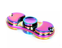 Wholesale Wholesale Bike Prices - Good price EDC Hand Spinner Fidget Toy Good Choice For decompression anxiety Finger Toys rainbow color aluminum hand spinner hot sale