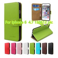 Wholesale Pics Case - For Iphone 6 4.7 150612 pic for Samsung galaxy J7 prime 2017 Metropcs leather wallet Case PU Leather Card Slot