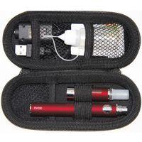 Wholesale E Cig Case Set - Multicolor Electronic Cigarettes Set 1100mah EVOD Battery E-cigarette Starter Kits with MT3 Atomizer Single Packing in E-cig Zipper Case