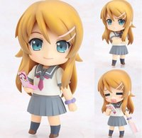 Wholesale Kirino Kousaka - 20151007 New Hot Sale Free shipping Anime My Little Sister Can't be so cute Kirino Kousaka Action Figure