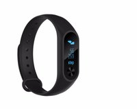 Wholesale Original Xiaomi M2s - Original M2S OLED display wristband Heart Rate Monitor Smartband Health Fitness Tracker Sports bracelet pk xiaomi mi band 2