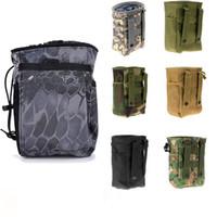 Wholesale Utility Art - Molle Pouch Tactical Dump Drop Reloader Bag Utility Pouch Bags