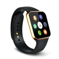 Wholesale Smart Phone Huawei Windows - Heart Rate Smartwatches A9 Bluetooth Smart Watch Inteligente Wearable Device For Samsung Xiaomi Huawei Android Smartphone via DHL