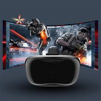Vente en gros- Lunettes 3D 1080P HD Virtual Reality Octa-Core Android 4.4 2 + 8 Go VR Casque Box 360 degrés Head Tracking IMAX pour PC Game