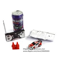Wholesale Toy Car Rechargeable Battery - 8 colors RC Cars 1 63 Scale 27 35 40 49 MHZ Frequency Radio Control Rechargeable battery RC toys in gift retail box