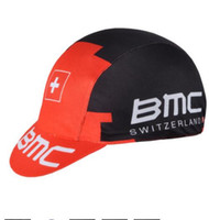 Wholesale Head Wear Cap - Outdoor sports bicycle caps wear new 2017 Tour de France red Team Cycling Bike Head Caps Quick Drying is suing unisex Cycling Hats caps 0011