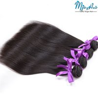 Wholesale 28 Inch Bundle Hair - 8A 9A Chinese Human Braiding Hair 3 or 4 Pcs Lot Wholesale Price Straight Hair Extension For Sale,12-28 Inch Hair Weave Bundles