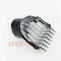 Wholesale Philips Clipper Comb - comb FOR PHILIPS HAIR CLIPPER COMB 3-21MM 5010 5050 5070 QC5090 QC5053 SMALL Hairs Clipping 3-21mm Hair Clipper Free Ship