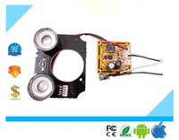 Luckertech Secure IR Led Light Board 2 Led Lamp Surveillance Infrarouge Led Board Caméra CCTV Accessoires d'installation