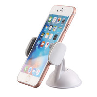 Wholesale Airframe Mount - Wholesale-New Universal Car Phone Holder Windshield Mount Strong Sucker Stand For GPS Car Telephone kenu airframe Holder