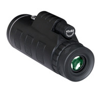 Wholesale Handheld Compass - Day and Night Vision HD 40x60 Handheld Optical Monocular Outdoor Camping Hunting Telescope Zoom With Compass Tripod Phone Clip MOQ:30PCS