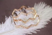 Wholesale Never Fade Gold Chain 18k - 316L Stainless Steel Brand Bracelets for women never fade