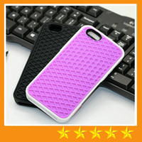 Wholesale Cases Shoes Wholesale - Colorful Van Waffle Soft Silicone Shoe Sole Back Case for iphone 5 5S SE iphone 6 6S Plus 7 7 Plus