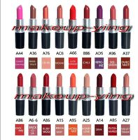 Wholesale Ruby Long - Hot Long Lasting Smooth Lipstick RUBY WOO CHILI VELVET TEDDY HONEYLOVE KINDA Frost Retro Matte Lipstick 3g with english name 18 colors