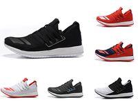 Wholesale Cheap Skate Shoes Men - New Cheap Ultra Boost Pure Boost Raw 2016 Men And Women Fashion Casual Shoes New Cheap Leather Skate Shoes Running Shoes Free Ship