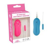 Wholesale Highest Quality Sex Toys - 10 Mode Vibrador Feminino Bullet Urethral Vibrator High Quality Urethral Sound Toys Vibrating Penis Plug Sex Products.