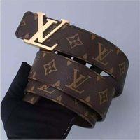 Wholesale Driving Belts - Brand Fashion Decorative Adult Belt Male Metal Buckle Belts Men Casual Pirate M Buckle Belt Cheap belt drive air compressor
